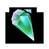 グラスタ結晶