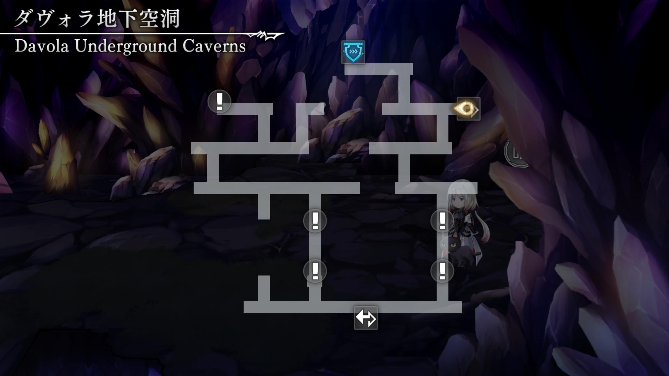 ダヴォラ地下空洞ストーリーマップ10