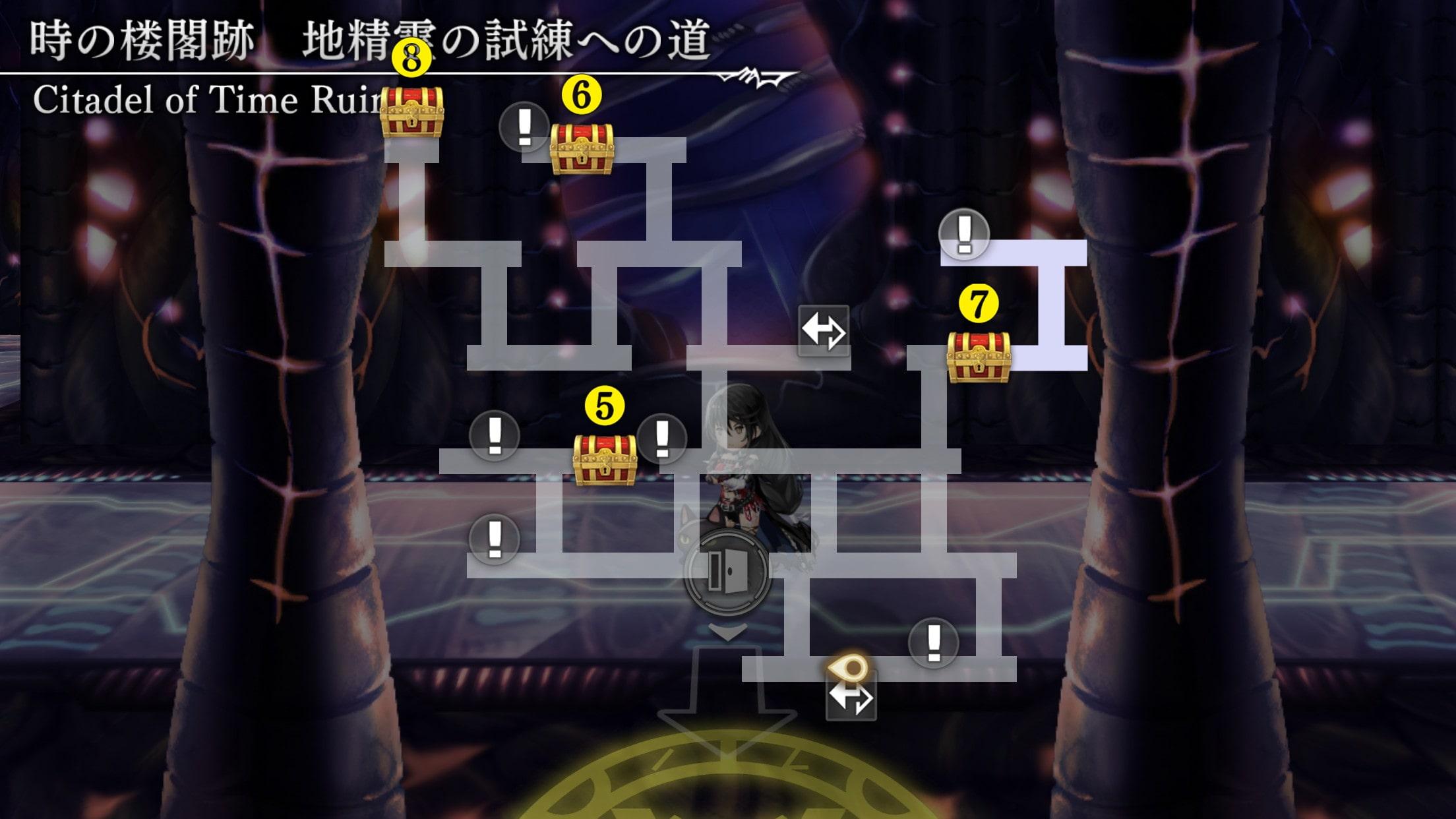 時の楼閣跡マップ4