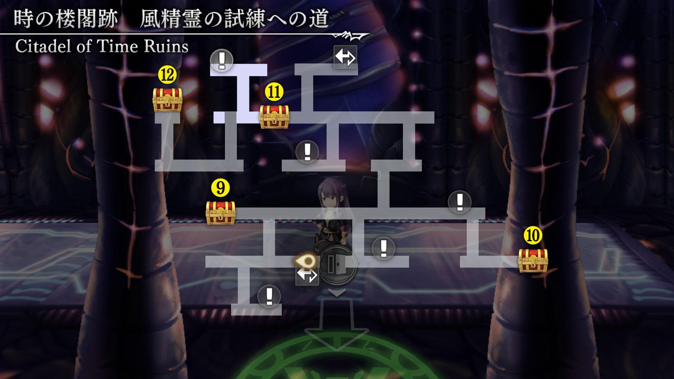 時の楼閣跡マップ5