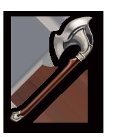 修行者の斧