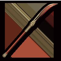 冥鬼の薙刀