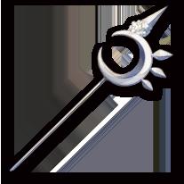 月魄の錫杖