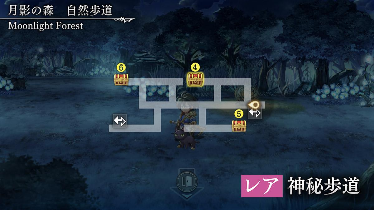 月影の森アナダンマップ3