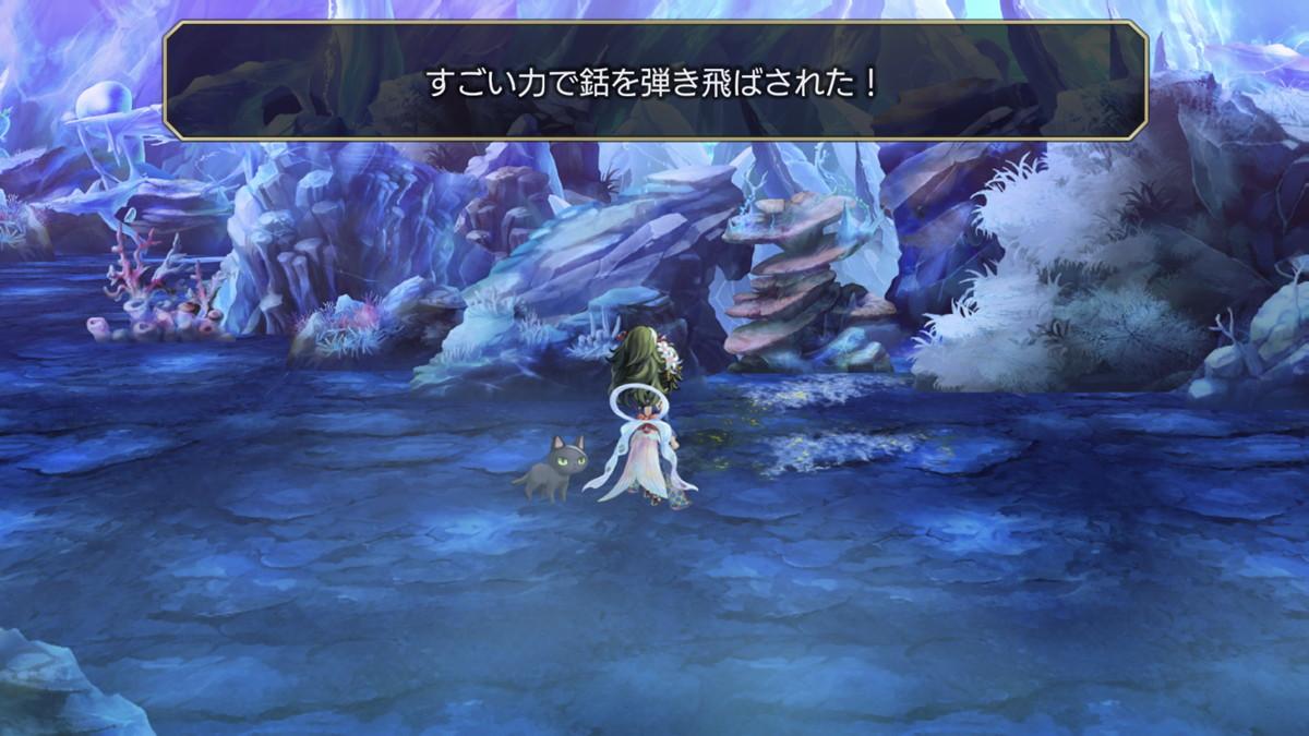 銛突き漁2