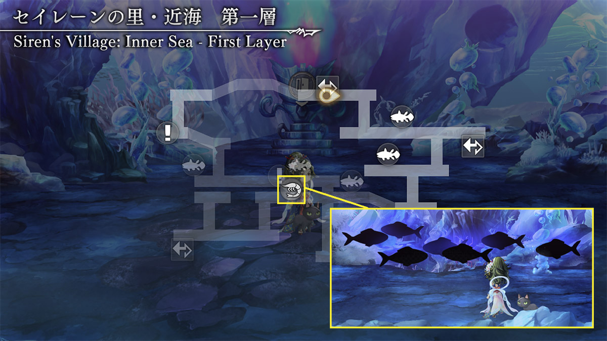 銛突き漁3